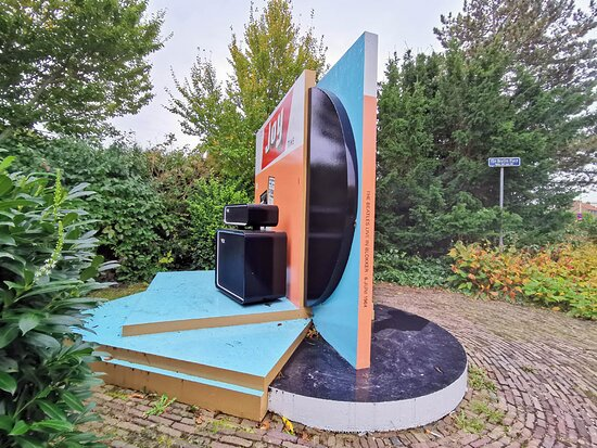 The Beatles In Blokker Monument