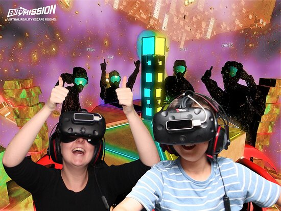 Entermission Sydney - Virtual Reality Escape Rooms