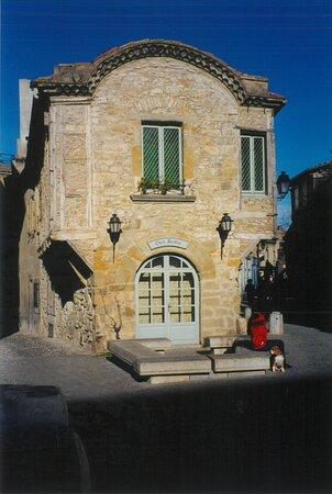 Francja: Mie foto cartacee di viaggi che ho fatto nel corso degli anni - Carcassone : Hôtel de la Cité and Brasserie Chez Saskia ....