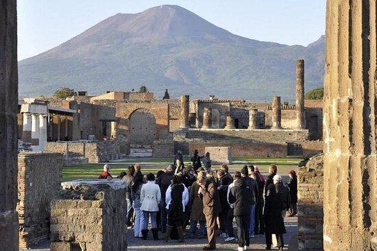 Visite de Pompéi en petit groupe avec...