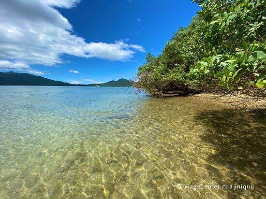 Near Cuajiniquil beaches