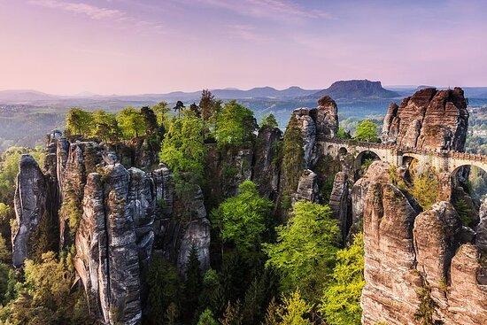 Elbe Canyon & Narnia Movie Locations...