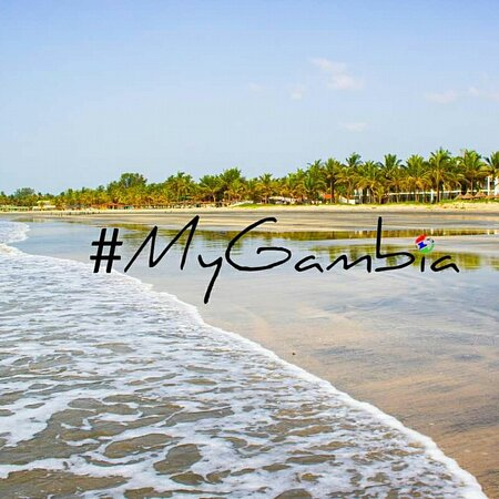 Amount the best beach in the Gambia