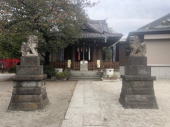 Haginaka Shrine
