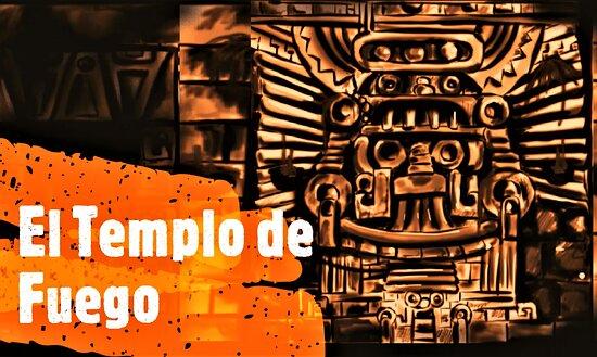 El Templo de Fuego