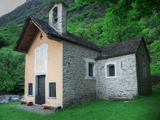 Oratorio Di Santa Petronilla