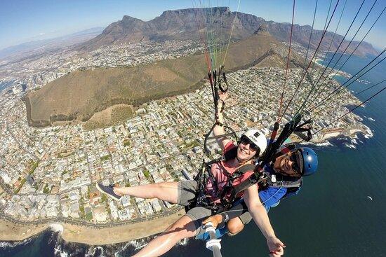 Cape Hope Paragliding