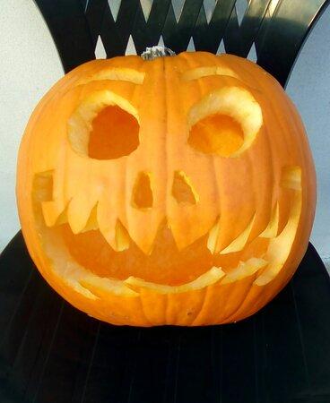 Provincia Benátky, Taliansko: Buon Halloween a tutti 😈👻👿