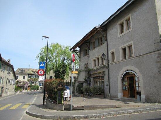 Hermance, Schweiz: from outside