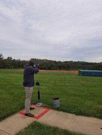 Lenexa, KS: Powder Creek Shooting Park