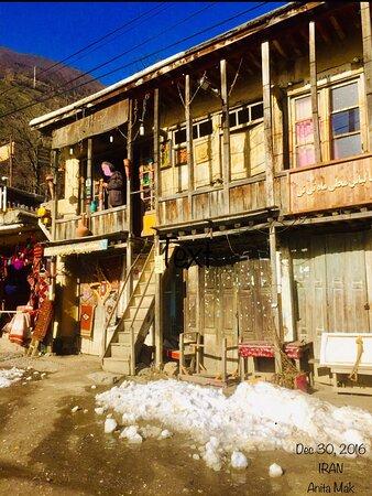 Masuleh, Iran: A Touristic Village in Gilan, IRAN