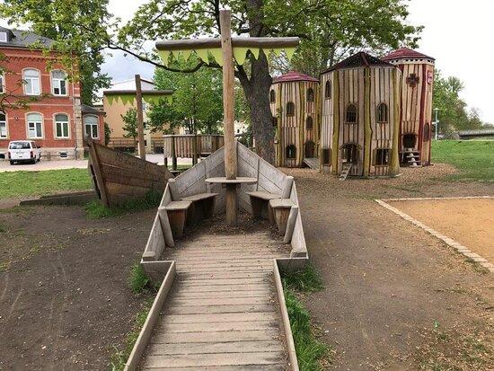 Spielplatz Im Schlobigpark
