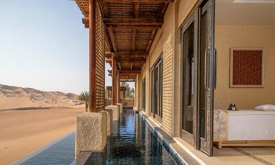 阿布扎比沙漠皇宫酒店水疗中心