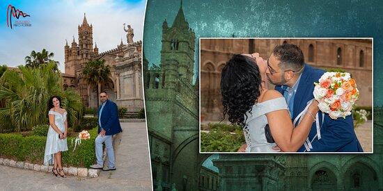 Provincia Palermo, Taliansko: l'eleganza, l'armonia, il sentimento.. racchiusi in uno scatto .. .. anche Mario e Patrizia Hanno scelto MMphotovideo