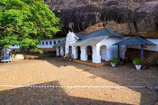 Visita Sigiriya y Jeep Safari en el...