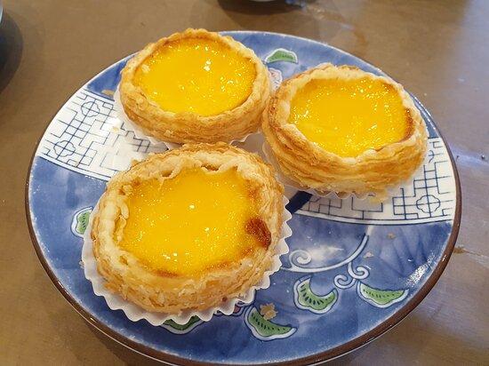 Sunnybank Hills, أستراليا: Egg tart