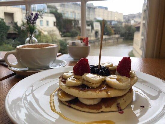 Lovely pancakes!