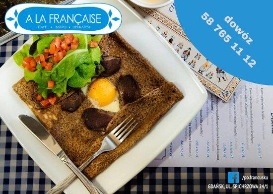 A La Francaise Bistro Cafe Delikatesy Gdansk Recenzje Restauracji Tripadvisor