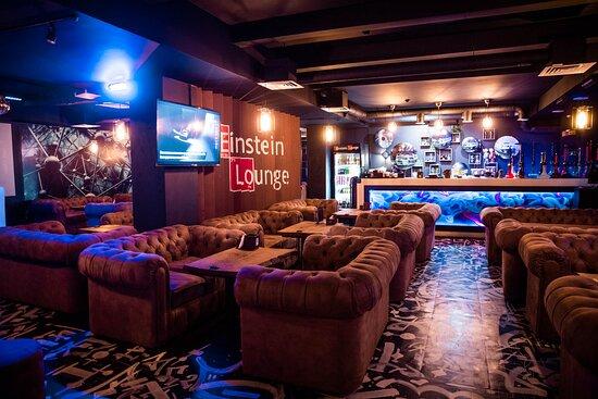 Einstein Lounge