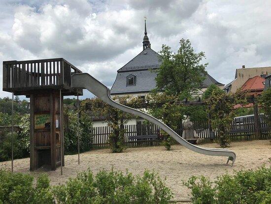 Spielplatz am Schloss Wildeck - Playground