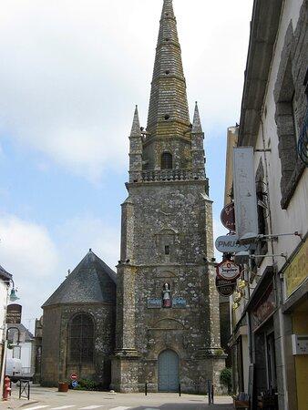 Souvenir de voyage en Bretagne en juin 2010 - Carnac et ses alignements.