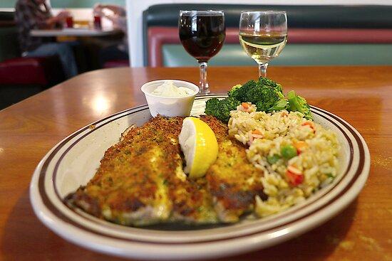 Prescott Junction, 1121 E Sheldon St, Prescott, AZ - Nice lunch
