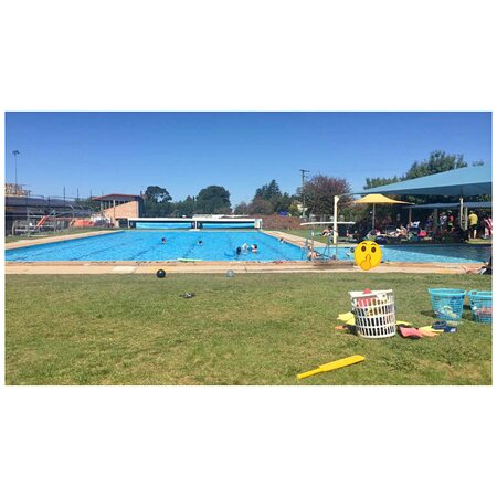 Campbell Town Swimming Pool