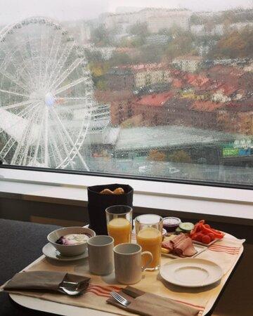 Än så länge bästa hotellet i Göteborg
