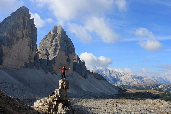 Hike the Dolomites - One day private excursion nearby San Candido