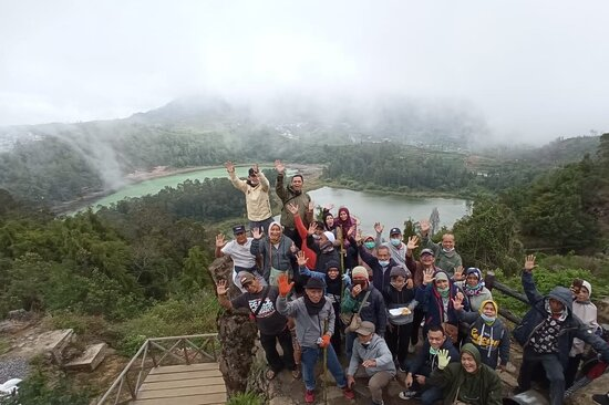 Dieng Backpacker