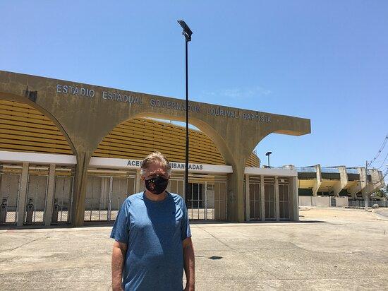 estadio Lourival Batista