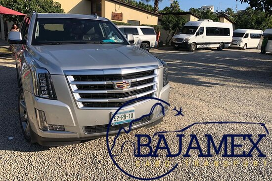 BajaMex Transport and Airport shuttle Cabo