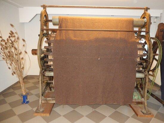 Museum Tuchfabrik Esch Sauer