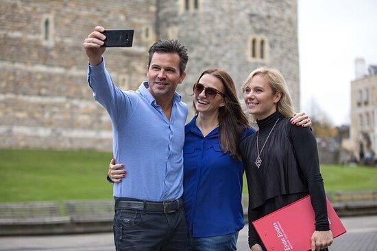 Windsor Castle, Stonehenge og Oxford på...