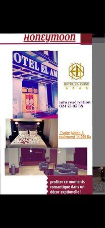 Boumerdes, Algeria: info / reservation --contacter nous sur lemail :hotelelamine@yahoo.com ou bien sur :024750568                         024750569