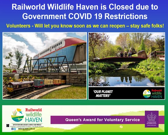 Railworld Wildlife Haven