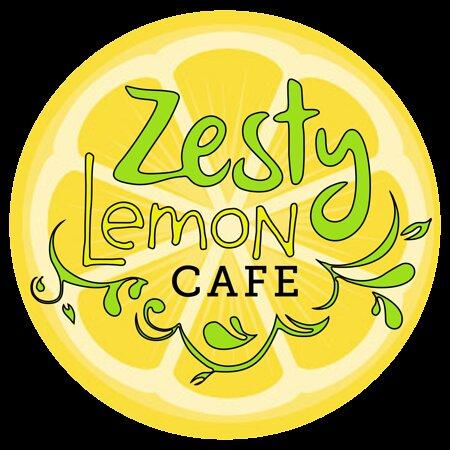 Deception Bay, Úc: Zesty Lemon Cafe Logo