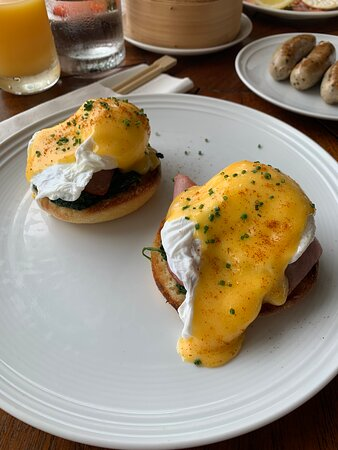 Breakfast at Spago