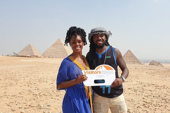 Private Full Day Tour to Pyramids...