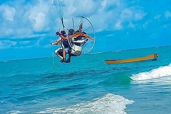 Discovery Walk + Flight of Paramotor by Aton Guia - Mukusuy Aventura