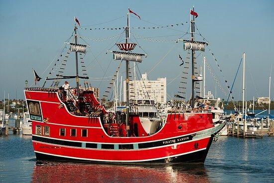 Clearwater Beach Pirate Cruise...