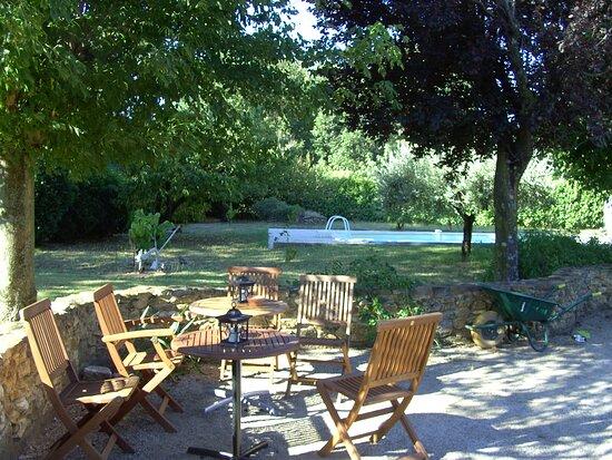 Vaucluse, Pháp: Le jardin