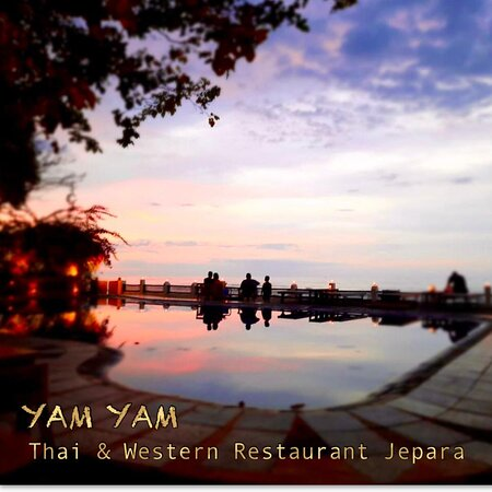 YAM YAM Restaurant Jepara is OPEN again!!! Everyday Full service Nonstop from 8:00-22:00 (last order 21:00)  See you... Kiss(from far away) all YAM YAM staff 😘