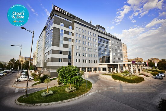 IN Hotel Belgrade, hôtels à Belgrade