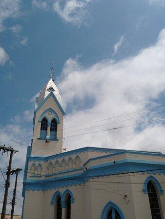 Muzambinho, MG: Capela de Nossa Senhora da Cabeça