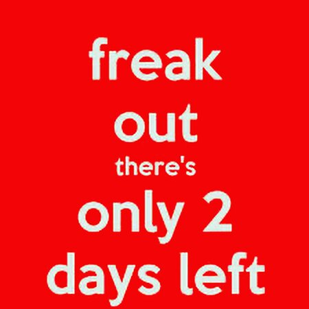 Freak Out it's lockdown after 2 days...😫😫  Come dine in Today and Tomorrow before the National Lockdown.  . We're still open as normal for dine-in and delivery. From the 5th of November, you can still continue to enjoy Spice with our delivery!  So book your table now and dine in with us. 2 Days Left  .