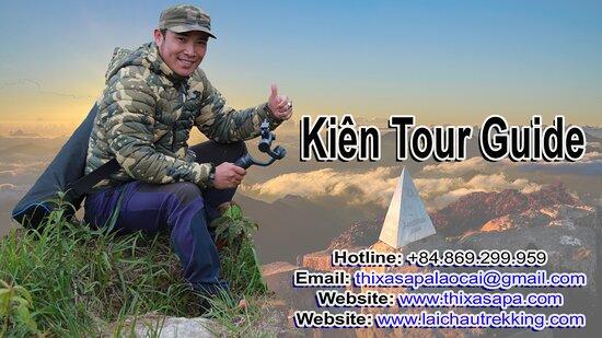 Lai Chau, Vietnam: Kien Tour Guide