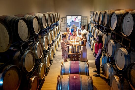 Barrels of Fun Private Wine Tour in...