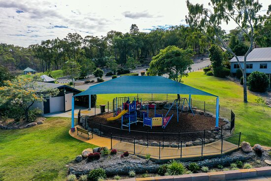 Benaraby, أستراليا: There are three safe, child friendly playgrounds located at Riverston Bay and Ironbark Gully Recreation Areas. 