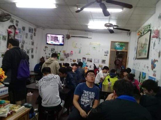 來台灣必吃嘉義美食,泰式麻辣麵店,嘉義市軍輝路25號